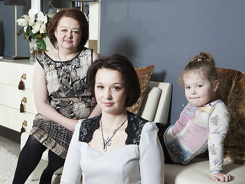 Родные Людмилы Гурченко мирно поделили наследство