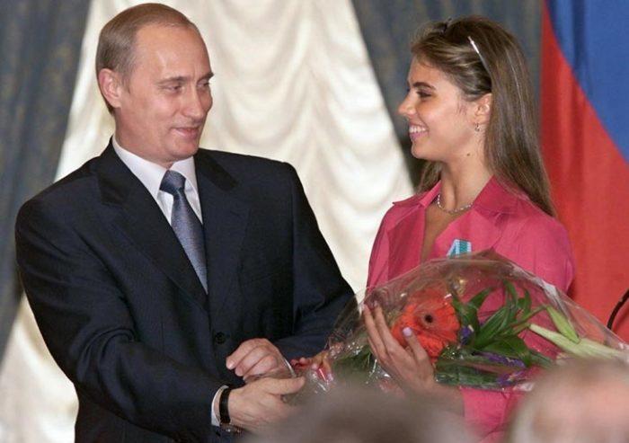 путин и кабаева