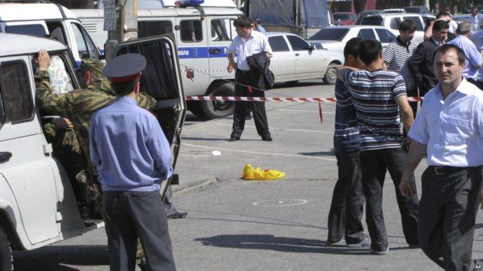 стрельба в Дагестане