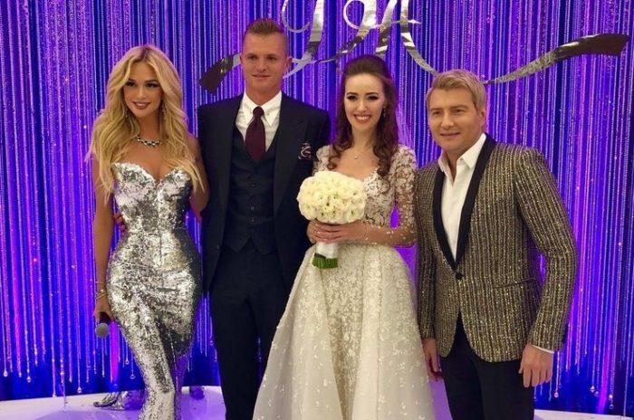 Свадьба Тарасова и Костенко