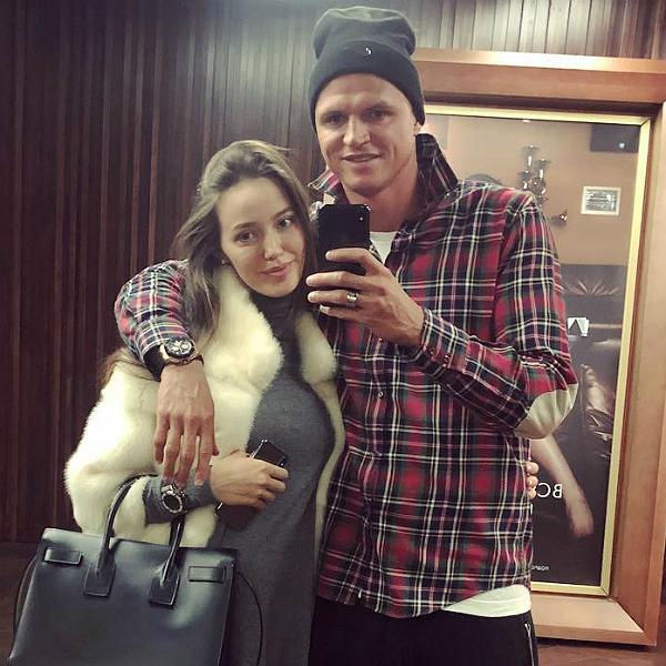 беременность Костенко