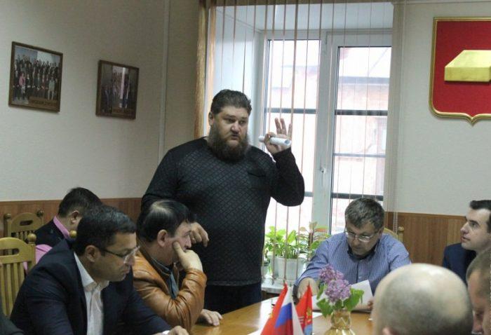 Сергей Жубаркин