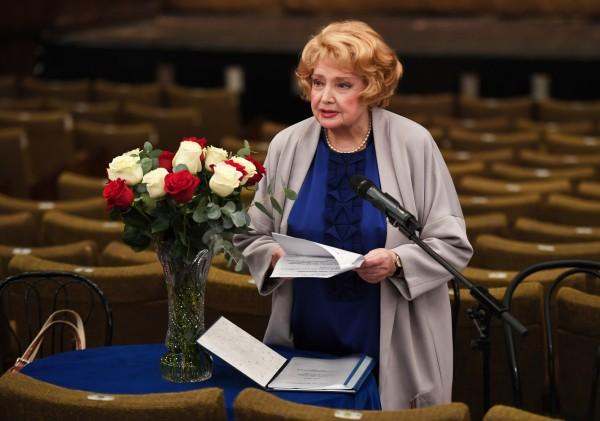 Биография Татьяны Дорониной: личная жизнь (фото)