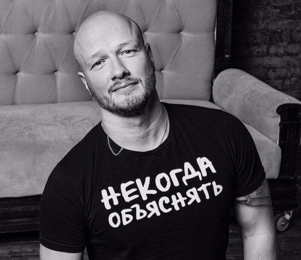 Никита Панфилов: биография и личная жизнь актера