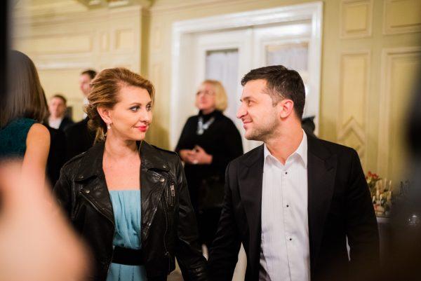 Биография Елены Зеленской - жены президента Украины