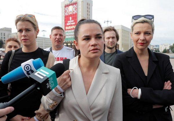 Биография и личная жизнь кандидата в президенты Республики Беларусь Светланы Тихановской