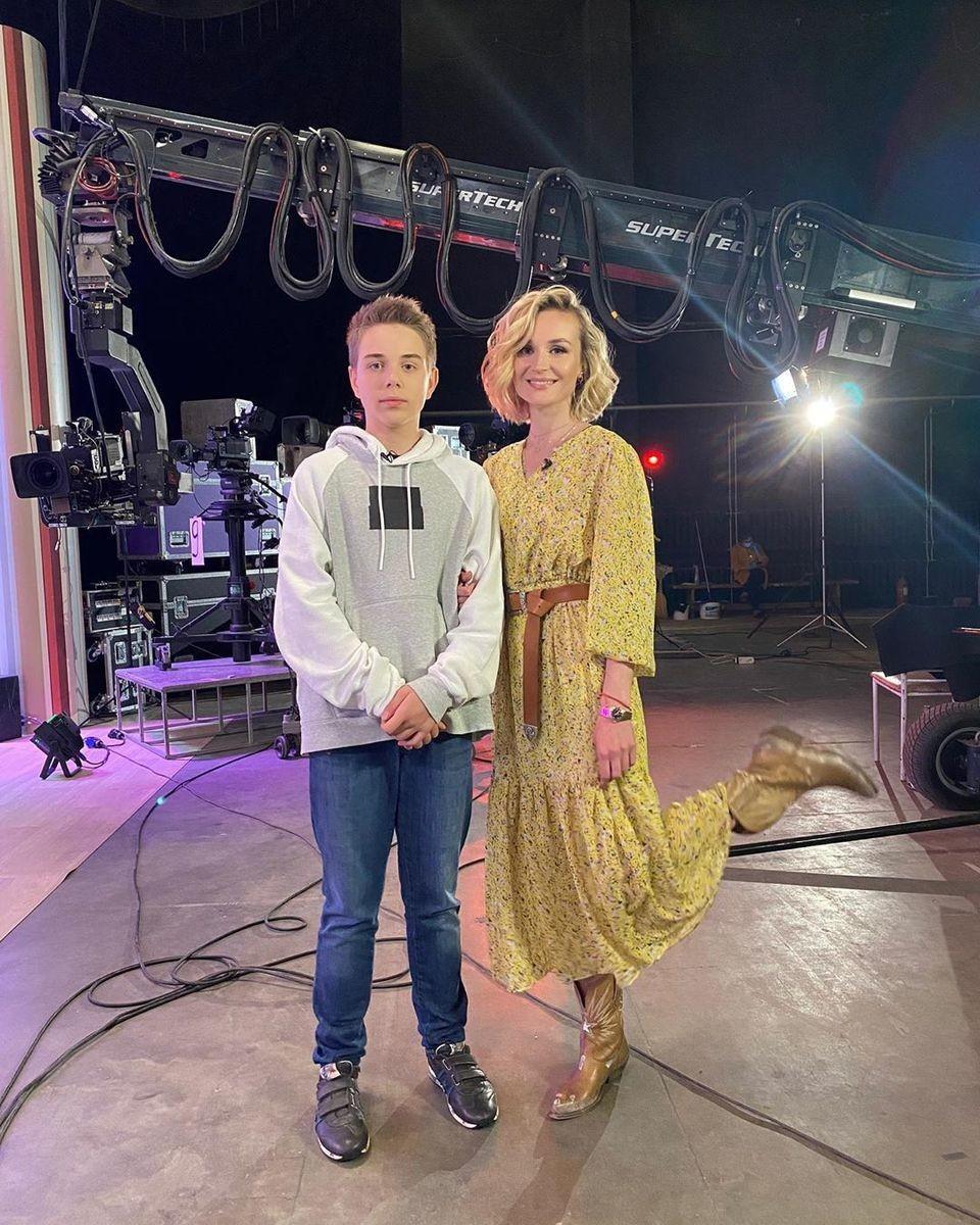 Личная жизнь и дети певицы Полины Гагариной