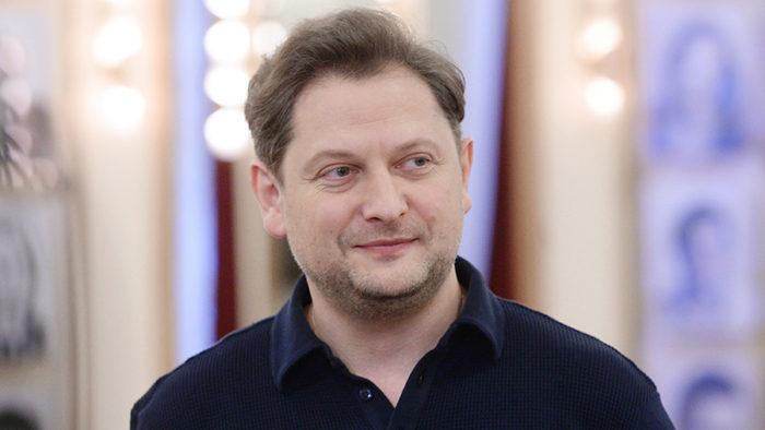 актер Евгений Писарев
