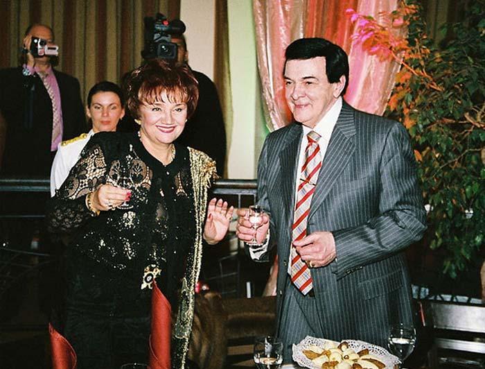 Тамара Синявская и Муслим