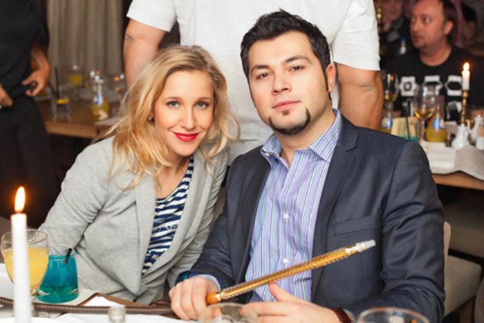 Юлия Ковальчук и Алексей