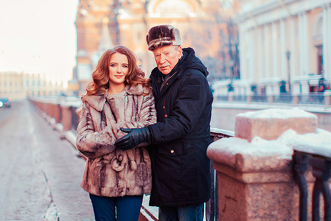 Иван Краско развелся с молодой женой