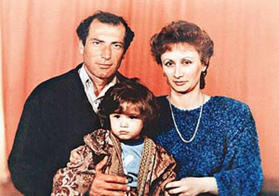 Виталий Калоев сегодня: новая семья (фото)