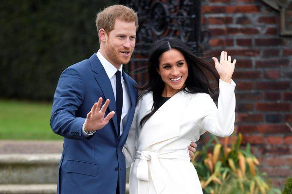 Последние новости о принце Гарри и Меган Маркл