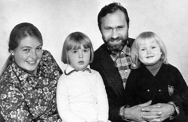 Лидия Шукшина: личная жизнь, дети и муж