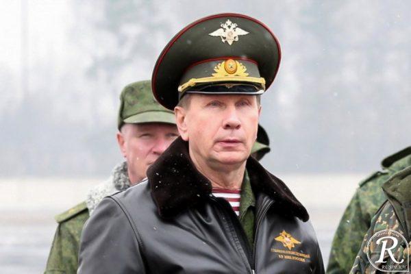 Биография Виктора Васильевича Золотова - командующего Нацгвардией РФ