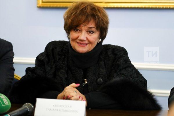 Биография и личная жизнь Тамары Синявской