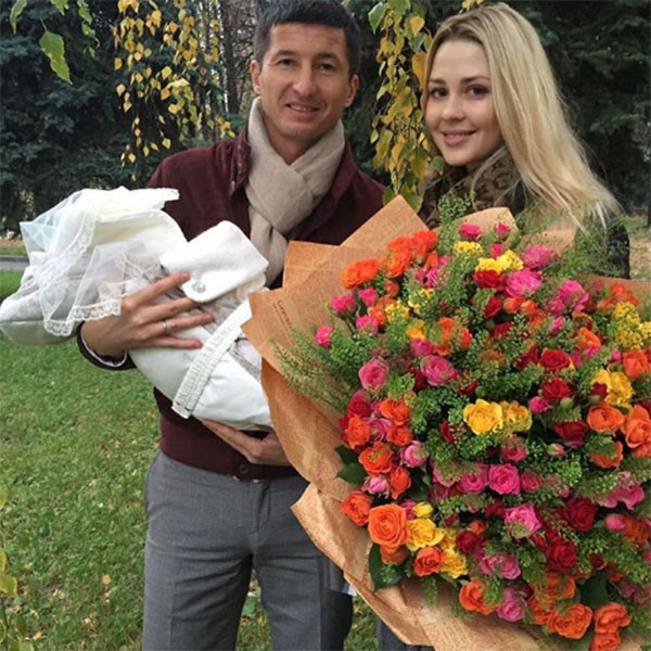 Биография Евгения Алдонина: новая семья