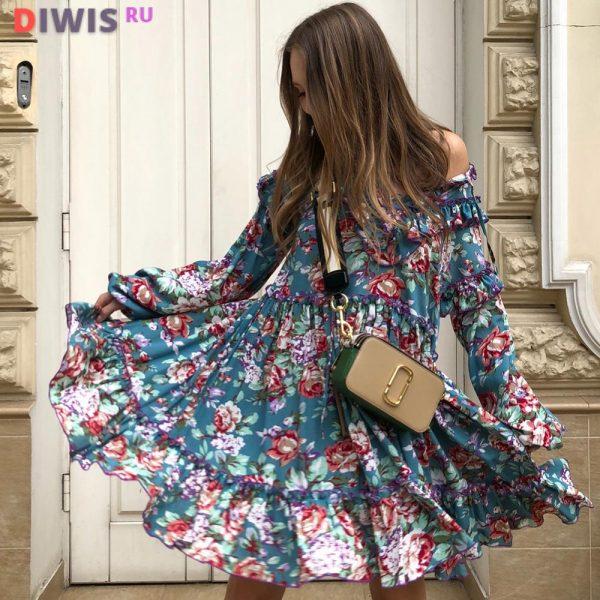 Модные платья сезона весна-лето 2019 на каждый день
