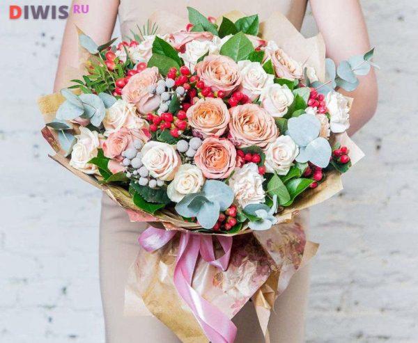 Как правильно выбрать флористический подарок на День Рождения?