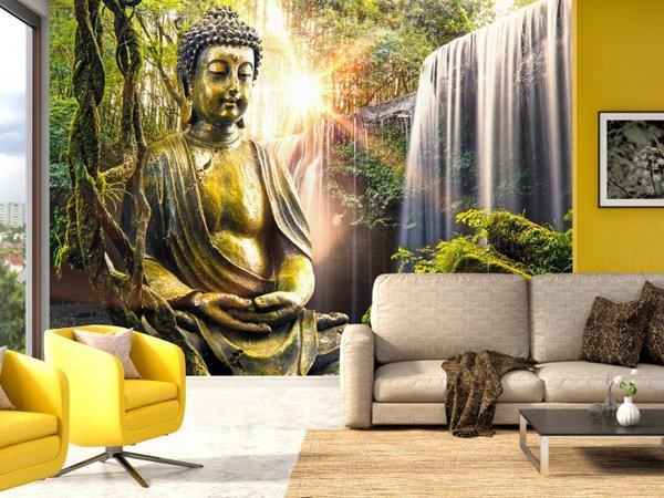 KLV-обои с изображением Будды