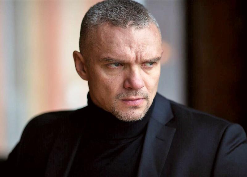Актер Владимир Епифанцев биография, личная жизнь, семья, жена, дети — фото