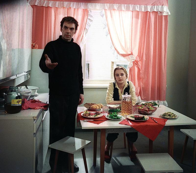 Алексей Баталов в роли Гоши в фильме 'Москва слезам не верит'