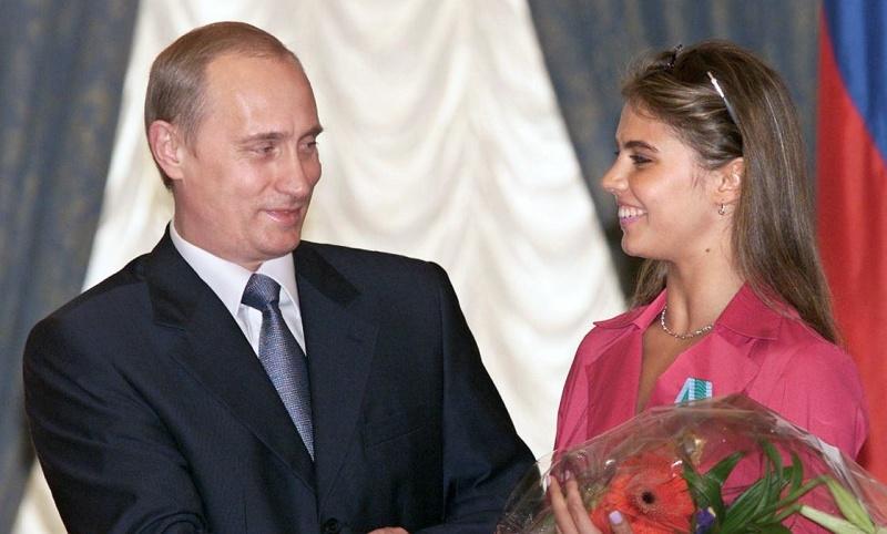 Алина Кабаева и Владимир Путин венчание на Валааме видео и фото