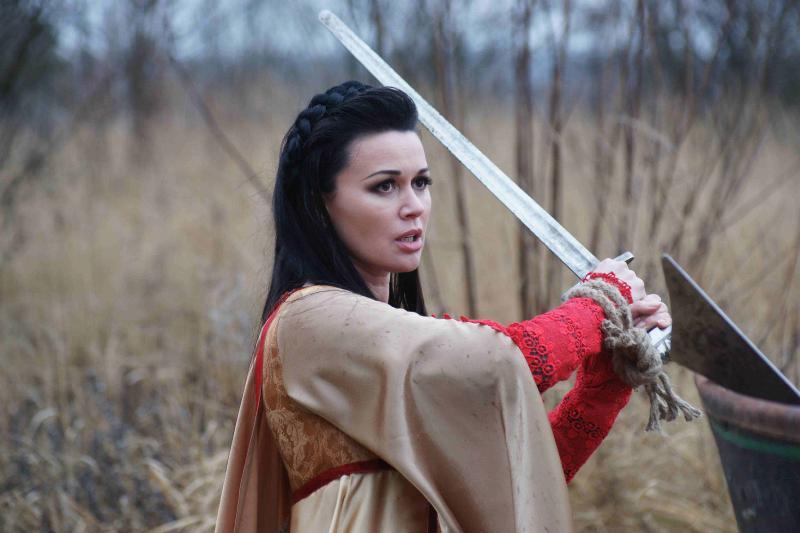 Анастасия заворотнюк в сериале 'Я больше не боюсь'
