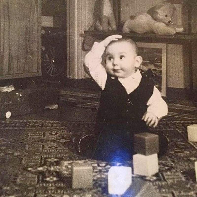 Андрей Малафов в детстве