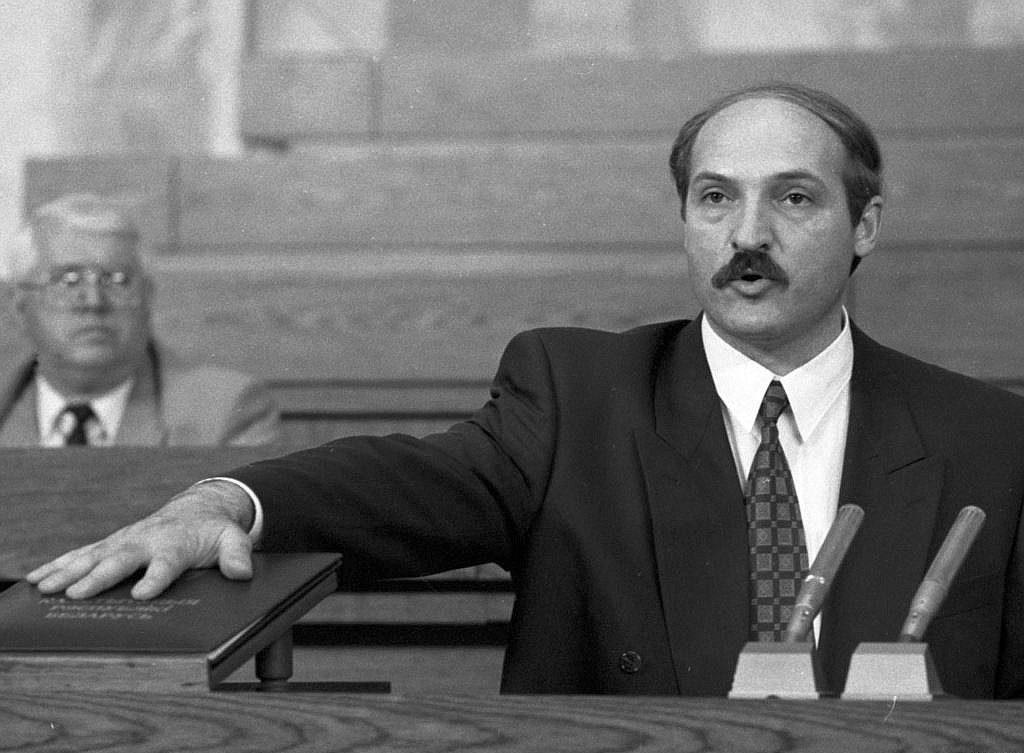 Биография и личная жизнь Александра Лукашенко
