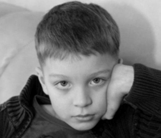 Биография Кирилла Сафонова (актер) в детстве