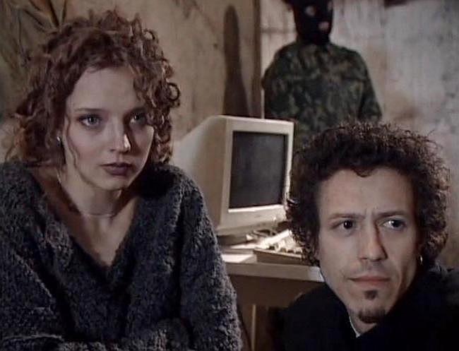 Борис Хвошнянский в сериале 'Агент национальной безопасности'