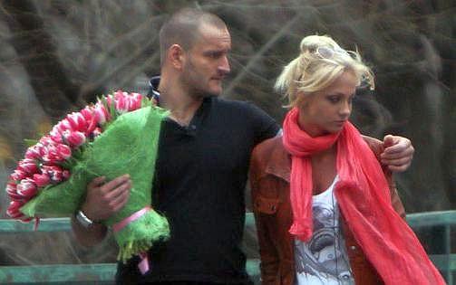 Бывший муж Полины Максимовой — Алексей Самсонов