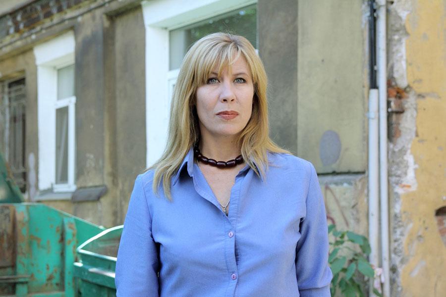 Дарья Юргенс