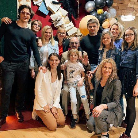 Дети и внуки Михаила Боярского