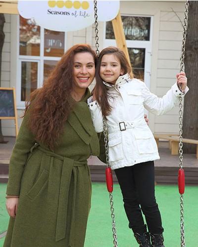 Дети Янины Соколовской (актриса)