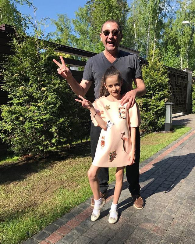 Дочь Григория Лепса – Николь Лепс
