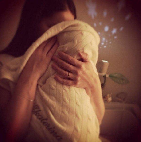 Дочь Марины Александровой – Катя