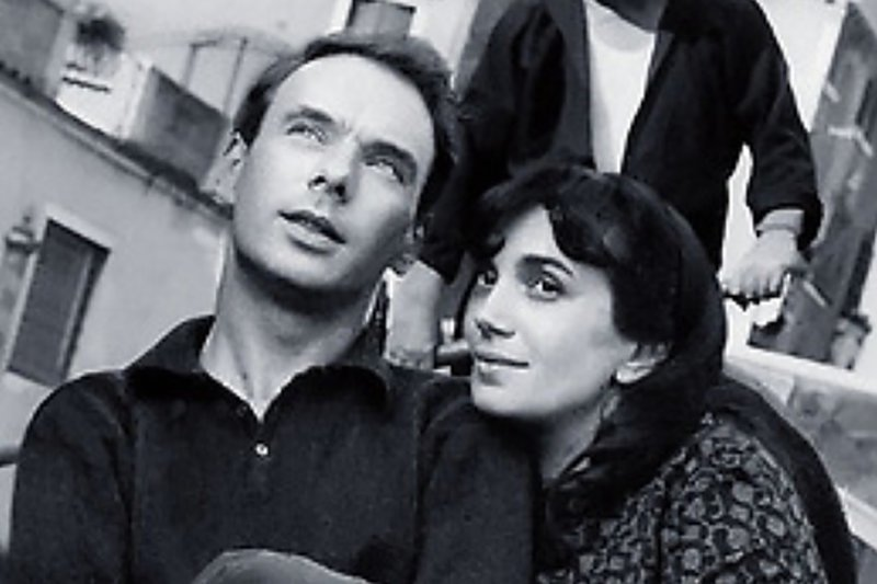 Две жены Алексея Баталова