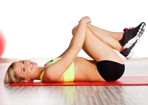 Физические упражнения помогут быстро сбросит лишний вес