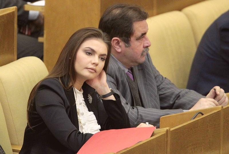 Есть ли дети у Алины Кабаевой и кто ее муж