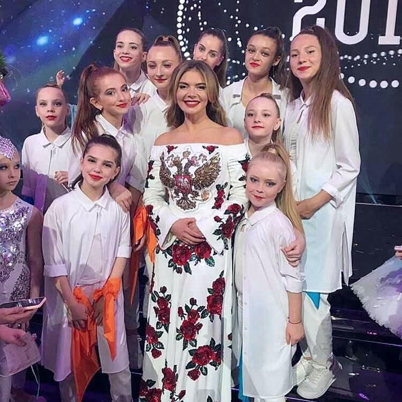 Есть ли дети у Алины Кабаевой и кто её муж Владимир Путин