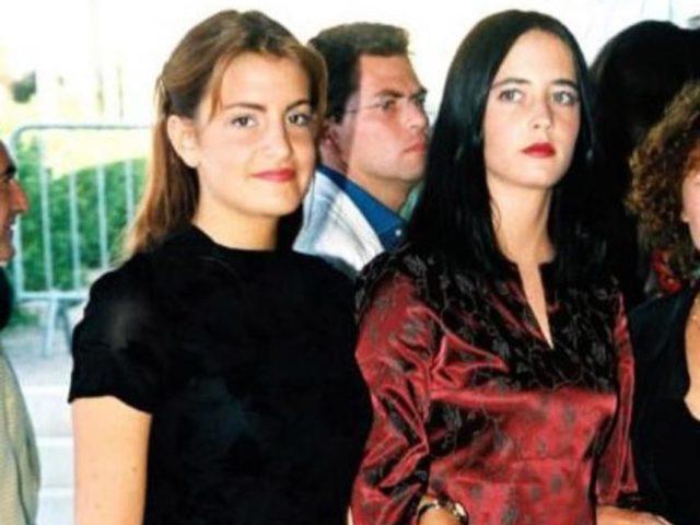 Ева Грин и ее сестра Джой5