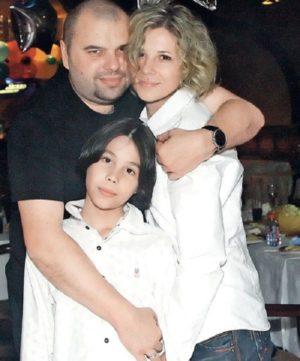 Крепкая семья Максима Фадеева