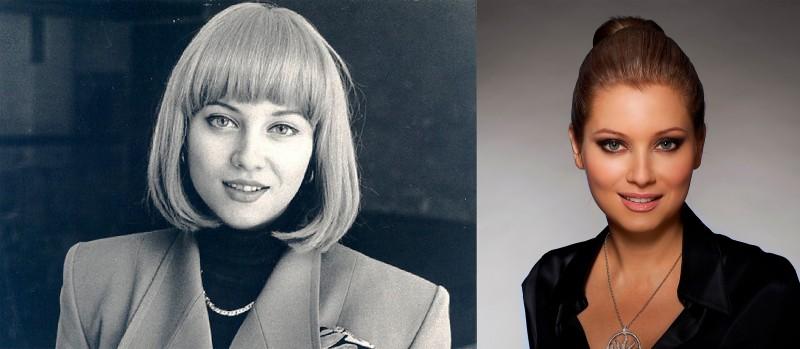 Фото Лены Лениной до и после пластики