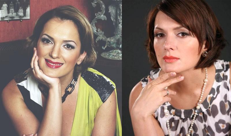 Фото Марии Порошиной до и после пластики
