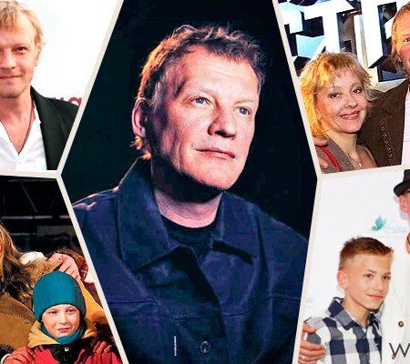 Личная жизнь Алексея Серебрякова: жена, дети, где сейчас живет актер