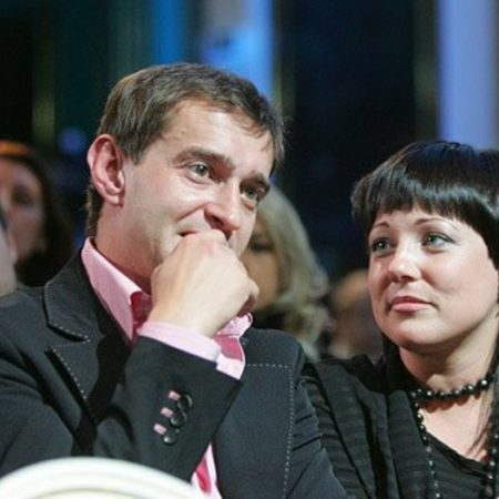 Личная жизнь Константина Хабенского: Анастасия Смирнова, Ольга Литвинова и дети актера