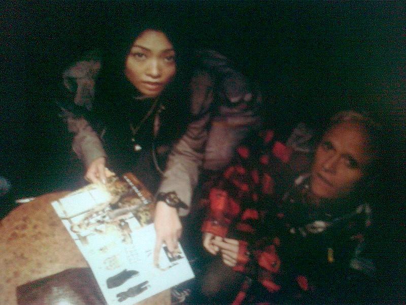 Mayumi Kai, DJ Gedo Super Mega Bitch