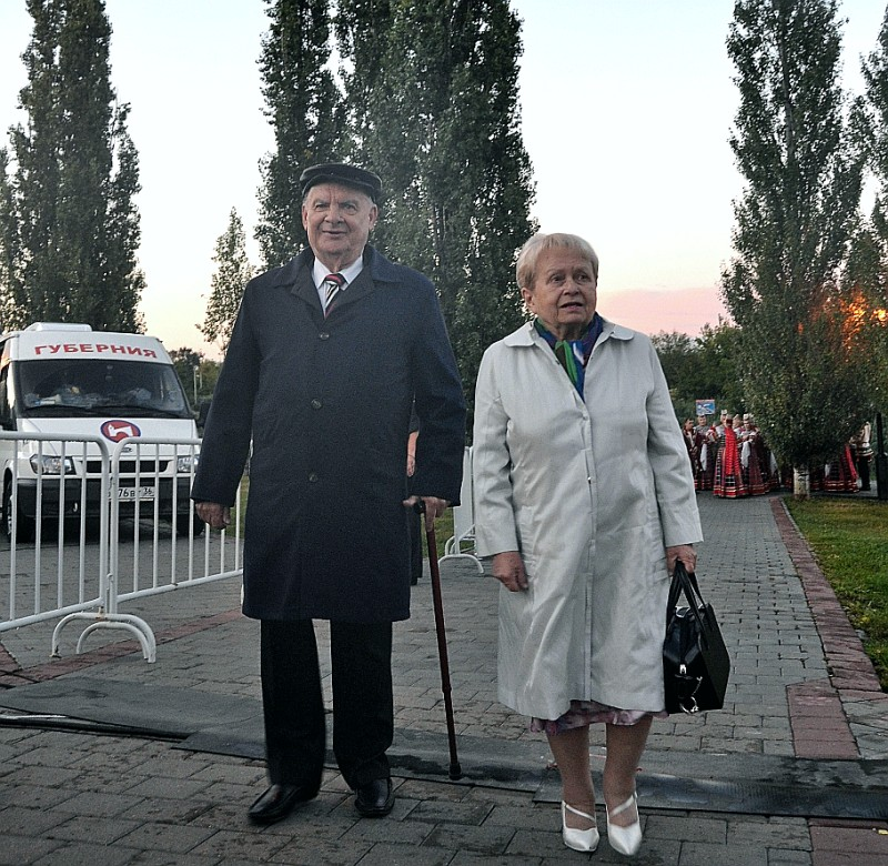 Муж Александры Пахмутовой – Николай Добронравов